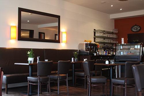 Das Schlossberg Cafe bietet leckeres Frühstück, wechselnde Mittagsgerichte sowie Torten und Kuchen